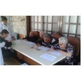 moradia para idosos com atividade física Vila Santana