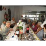 moradia para idosos com atividades preço Vila Maria Augusta