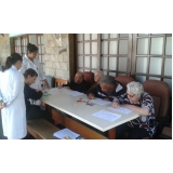 moradia para idosos de longa permanência Fazenda Aricanduva