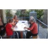 moradia para terceira idade particular Vila Santana