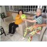 onde encontrar clínica dia para idoso com Alzheimer Carrãozinho