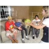 onde encontrar clínica dia para idosos com Parkinson Vila Anglo Brasileira