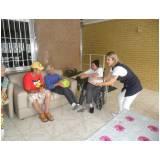 onde encontrar clínica dia para idosos doentes Parque Brasil
