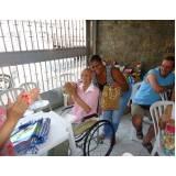 onde encontrar diária de hotel para idosos na Vila Brasil