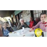 onde encontrar espaço para terceira idade Vila Brasil