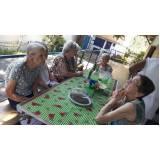 onde encontrar hospedagem para terceira idade com enfermagem Parque Brasil