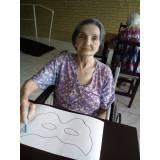 onde encontrar hotel para idoso acamados Vila Maria Amália