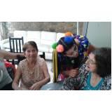 onde encontrar hotel residencial para idosos Conjunto Residencial Oratório II