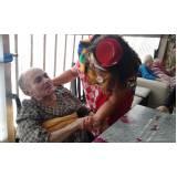 onde encontrar hotel residencial para idosos de curta permanência Vila Brasilina