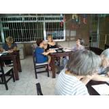 onde encontrar hotel residencial para idosos para recuperação Vila Dalila