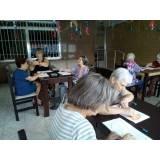 onde encontrar hotel residencial para idosos particular Parque Brasil