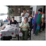 onde encontrar moradia assistida para idosos Parque do Carmo
