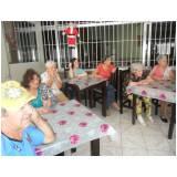 onde encontrar moradia de idosos Vila Industrial