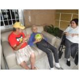 onde encontro cuidados paliativos para idosos Parque do Carmo