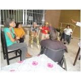 onde encontro cuidados para idosos acamados Vila Ema