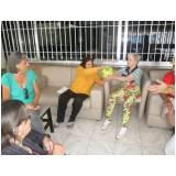onde encontro cuidados para idosos dependentes Vila Nova Manchester