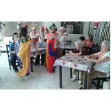 onde encontro residencial para idoso com fisioterapia Vila Maria Baixa