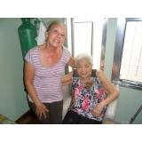 Orçamento de casa de idosos na Vila Luso Brasileira