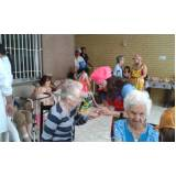 quanto custa atendimento de hotelaria para idosos na Vila Ponte Rasa