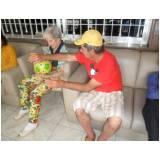 quanto custa casa de cuidados de idoso particular Jardim Anália Franco