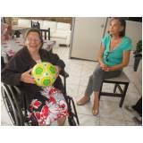 quanto custa casa para cuidados com idosos Vila Santana