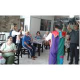 quanto custa clínica dia para idosos doentes Conjunto Residencial Oratório II