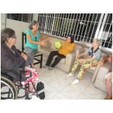 quanto custa cuidados com idosos acamados Chácara Santana
