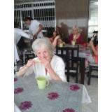 quanto custa hospedagem de longa permanência para idosos Chácara Santana