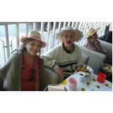 quanto custa hospedagem para idoso com médico Vila Luso Brasileira