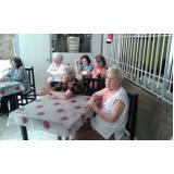 quanto custa moradia coletiva para idosos Jardim Belém