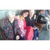quanto custa moradia para idosos dependentes Chácara Santana