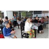 residência para idoso com enfermagem preço Santana