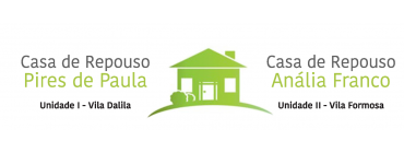 casa de repouso e creche para idosos - Residencial Pires de Paula